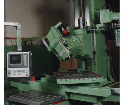 Bohner & Köhle Machine - Nutech Machinery Services - Machine Tool Sales & Service
